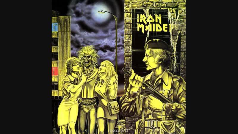 Iron Maiden Women in Uniform