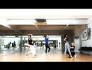 라붐(LABOUM) - 체온(Between Us) 안무영상(Dance Practice)