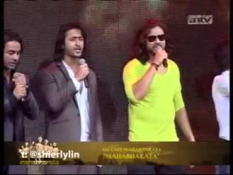 Mahabharat Theme Song by 7 Casts ANTV