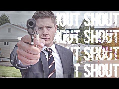 Dean Winchester - Shout [MOC]
