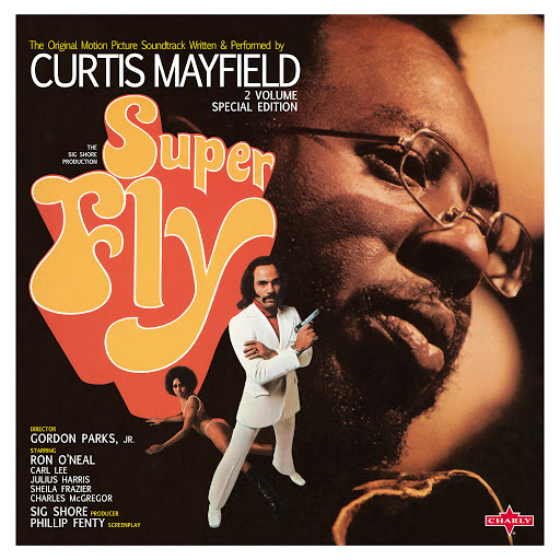 Curtis Mayfield альбом Superfly - Definitive Remastered Edition (2 Volume Special Edition)