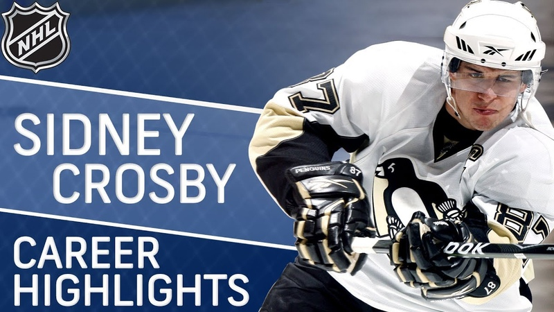 Sidney Crosby's top moments of NHL career NBC Sports