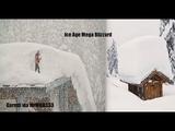 Avalanche Alert - Mega Snowstorm creates ICE AGE Landscape! TOWERING drifts