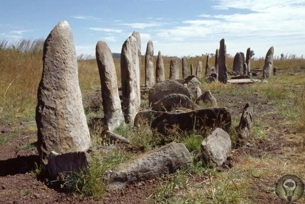 Стелы Тия - о древних артефактах, найденных на территории Эфиопии