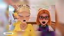 Леди Баг и Супер Кот ¦ Все серии подряд ¦ Сборник 3 Сезон 1, Серии 9 12 Канал Disney