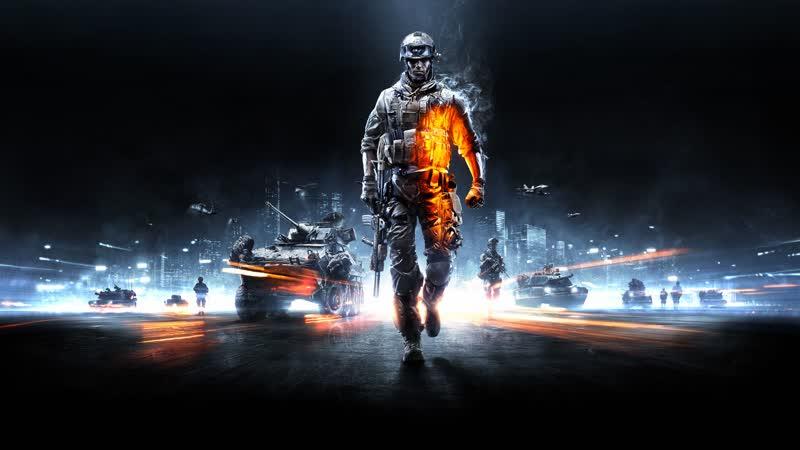 Battlefield 3 Операция Гильотина 3