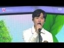 Ki Seop Jang (feat. Wel.C) - I Like You @ Inkigayo 180930