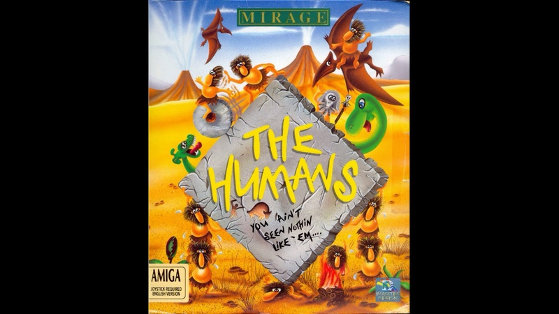 Old School Amiga Humans The FULL OST SOUNDTRACK