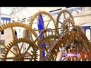 The largest mechanical movement in the world / Самый большой часовой механизм в мире
