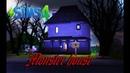 The Sims 4: строительство Дом - монстр из мультфильма / Химера Sims4