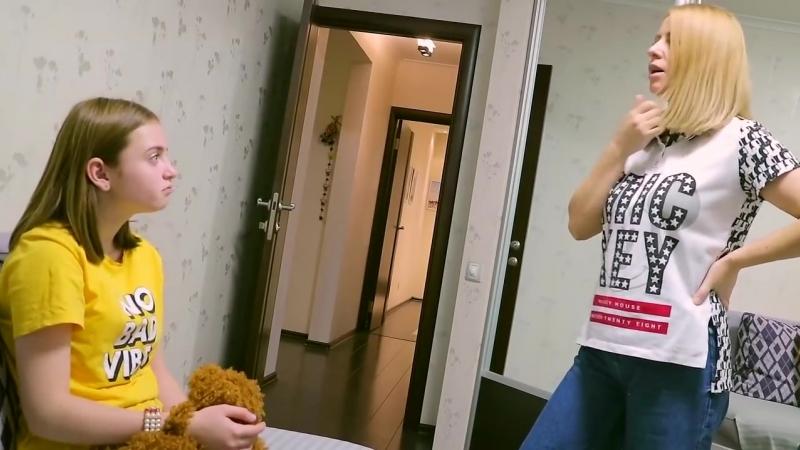 [Клуб Tube] Нашла пульт от мамы Управляю мамой в реальной жизни Для детей