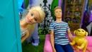 Giochi par bambini. Nuova casa di Barbie. Episodio in italiano