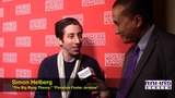 My Interview with 'The Big Bang Theory' Star, Simon Helberg, about 'IT'S A WONDERFUL LIFE' Live Play