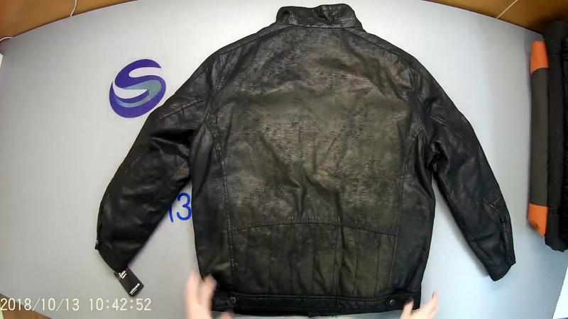 СТОК Штучный. Артикул Ст 829. Упаковка № 3. Куртки мужские сток. Европа.