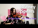 Britney Spears - Hit Me Baby One More Time ☆Violin☆