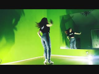 Katerina Girko (Pusherman - Curtis Mayfield) Choreo by Lip J