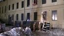 ВПетербурге спасатели разбирают завалы после обрушения перекрытий водном изкорпусов университета ИТМО. Новости. Первый канал