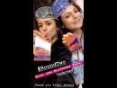 Nina Dobrev on Instagram Stories 15 10 18
