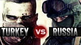 TURKEY VS RUSSIA SPECIAL FORCES 2018