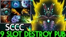 SCCC [Terrorblade] Full 9 Slot Destroy Pub Game Insane Power 7.20 Dota 2