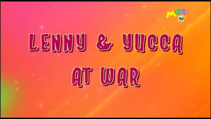 PopPixie - Sezona 1 Epizoda 19 - Lenny i Yucca u ratu (Hrvatski - Mini TV)