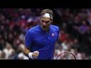 2018 Roger Federer vs Isner Laver Cup 2018 Full Match HD