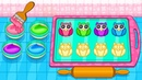 Cook Owl Cookies For Kids Games for Kids to Play Fun Cooking Games For Girls