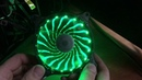 Pccooler RGB LED 120mm CPU radiator Water cooler fan slient
