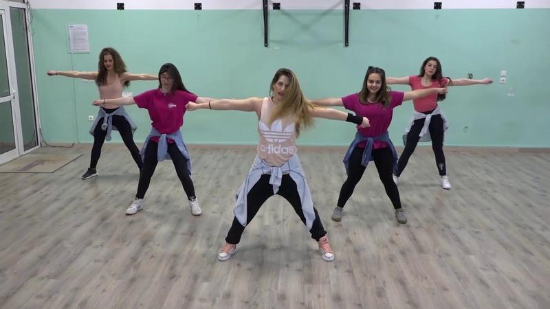 AZUKITA Zumba® choreo with Giouli Giannopoulou (Aoki, D.Yankee, Play-N-Skillz E.Crespo)