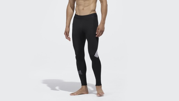 Леггинсы Alphaskin Sport  3-Stripes