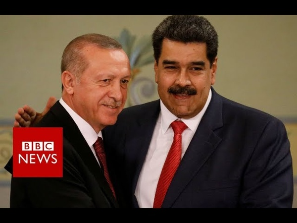 Venezuela's gold diplomacy gamble BBC News