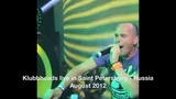 Klubbheads live @ Radio Record Party in Saint Petersburg Russia 12-08-2012