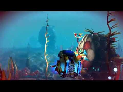 No Mans Sky - The Abyss Launch Trailer [PEGI]