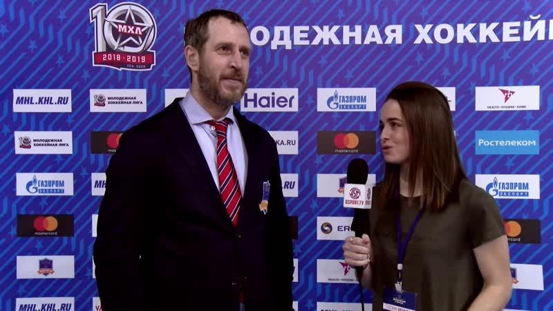 Лев Бердичевский о матче СКА-Варяги - Чайка - 52