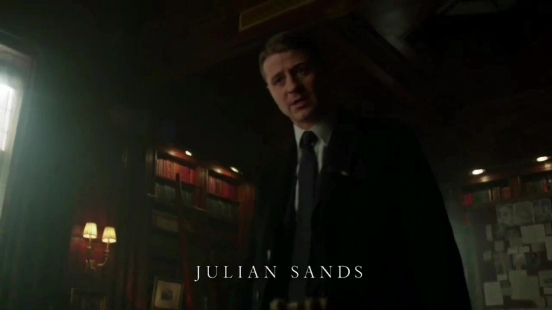 GOTHAM • SEASON 1x14• Bruce releases Jim from his promise
