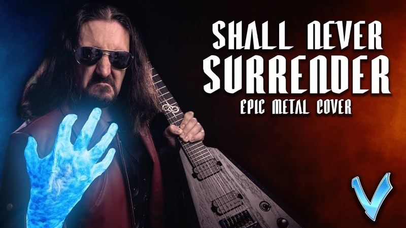 Devil May Cry 4 Shall Never Surrender EPIC METAL COVER Little V
