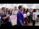 Митинг в память о погибших в Беслане прошёл в НИУ «БелГУ»