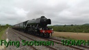60103 Flying Scotsman doing 100mph