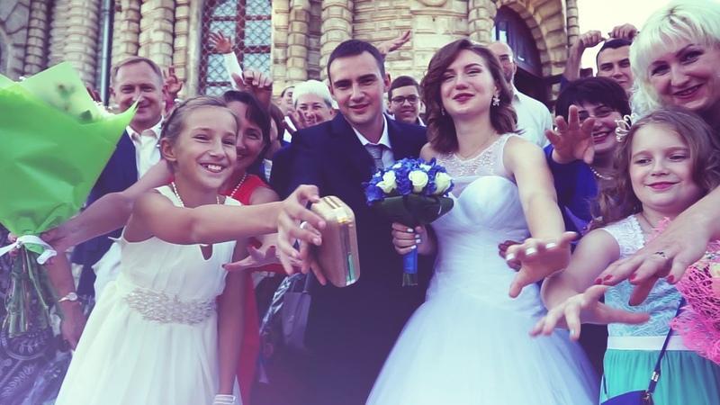 Свадебный клипМаксима и альбиныYuraPiguzovProduction