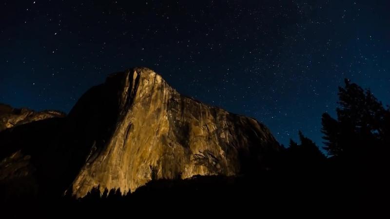 Shawn Reeder | Yosemite range of Light (Богатство света Йосемита) | красивое видео о природе