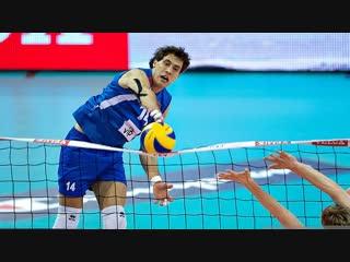 Volleyball MONSTER KILL 3rd meter spike from Aleksandar Atanasijevi