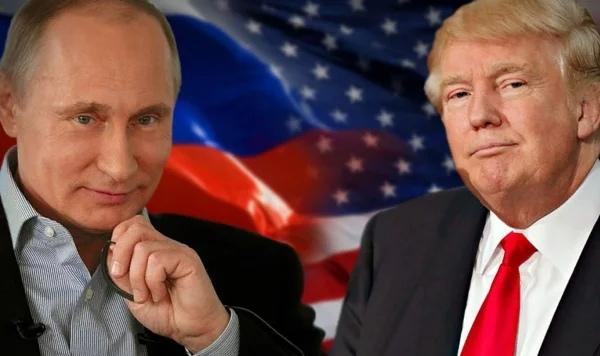 Путин и Трамп. Сравнение