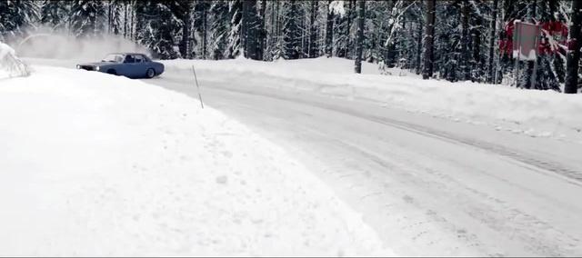 Drift on snow Zooly THE PLUG