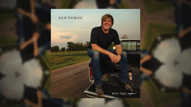 Jack Ingram Ridin High... Again 2019 Album Interview