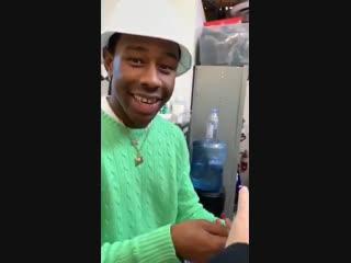Tyler: «i like fat pussy nigga!»🎁 новая цепка тайлера!