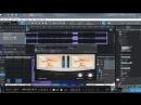 Studio One 4 - Компрессия низких частот 30 Гц