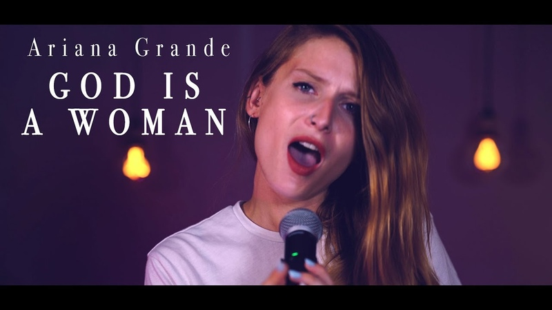 ARIANA GRANDE - GOD IS A WOMAN (METAL cover by ANKOR)