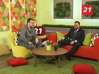 Наше утро на ТВ-21. Мурманск