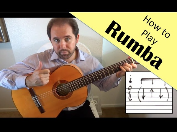 How to Play Rumba on the Flamenco Guitar w Ben Stubbs and TakeLessons.com