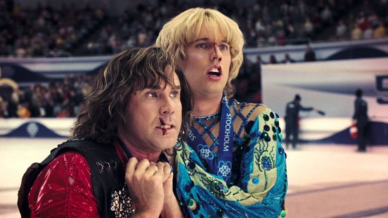 Blades of Glory (2007) | (1/4) | Banned